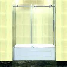 kohler frameless shower doors bathtub doors bathtub doors glass bath doors bathtub door image of shower