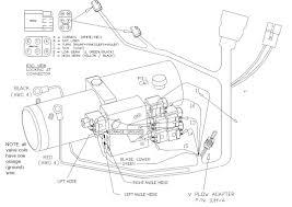 Truck lite plow lights wiringamams sno way 4 10 snow schematic within wiring