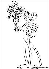 Small Picture The Pink Panther coloring pages on Coloring Bookinfo