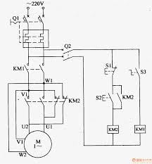 simple electric motor diagram. Modren Motor Simple Electric Motor Single Phase Wiring Diagram Starter Circuit  Components For Intended