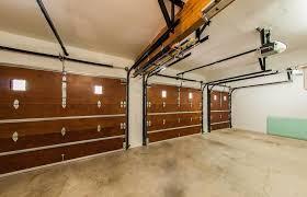 wood garage doorsAmarr Classica Carriage House Garage Doors  On Trac Garage Doors
