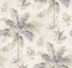 Wallquest Bali Palm Trees Bl40000 Page 01