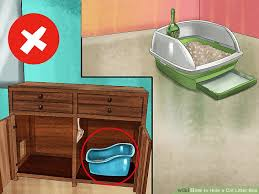 Image titled Hide a Cat Litter Box Step 2