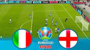 PES 2021 - Italy vs England - UEFA EURO ...