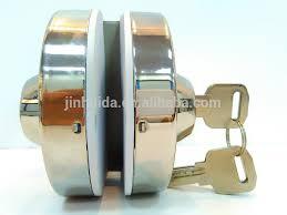 singular sliding glass door child lock frameless glass door magnetic lock mirror finish sliding door lock