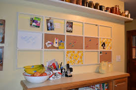 office cork boards. Cool Cork Boards Decorated With Photograph And Notes On White Wall Plus Long Wooden Table Office D