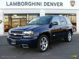 2007 Imperial Blue Metallic Chevrolet TrailBlazer SS 4x4 #903068 ...