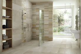 ... Bathroom Inspiration ~ Keen Roll In Shower Constructions, Styles And  Pictures: Delightful Glass Shower ...