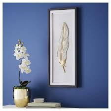 tesco direct fox ivy gold brushed feather wall art on love metal wall art tesco with tesco direct fox ivy gold brushed feather wall art home ideas