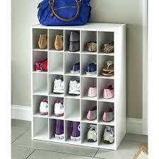 shoe storage cube closet organizer shoes cubes for target interlocking wire mesh storag