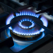 gas stove flame. One Large Burner Of 3kW And Three Medium Burners 1.75kW Each. The Q-Line Has One-hand Ignition, A Flame Failure Device Which Shuts Off Gas Supply Stove