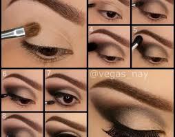 easy makeup tutorial step by step smokey eye makeup