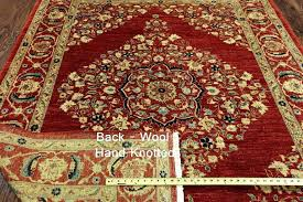 6 x 8 area rugs large size of 7 round oriental hand knotted rug scenic archived
