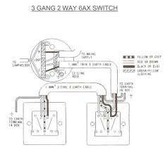 how to wire a 2 gang 3 way light switch how to wire a two gang way Light Switch Wiring Diagram Uk how to wire a 2 gang 3 way light switch staircase wiring circuit diagram electrical technolgy light switch wiring diagram 2 way
