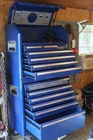 kobalt steel tool chest with pioneer