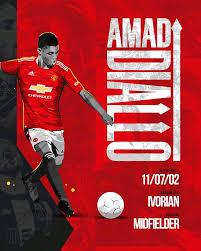 Leistungsdaten aktuelle saison von amad diallo (manchester united) einsätze tore vorlagen karten alle wettbewerbe. Manchester United Has Signed Amad Diallo From Atalanta Whistle Times