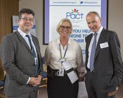 """Lord Farmer convinced that good relationships """"must be the golden thread  running through prison reform."""" 