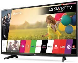 hitachi 43 inch smart tv. lg 43 inch full hd led smart tv with built in receiver - 43lh590v hitachi tv