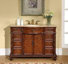 48 Inch Furniture Style Single Sink Bathroom Vanity