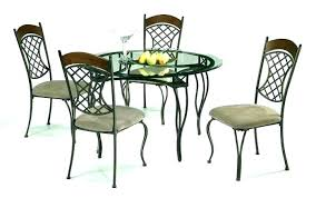 round glass and oak dining table glass top oak dining table dining table chairs oak dining round glass