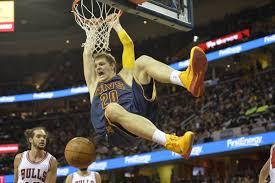 timofey mozgov dunk. Delighful Dunk David RichardUSA TODAY Sports And Timofey Mozgov Dunk H