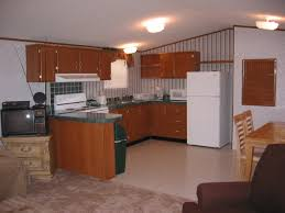 Small One Bedroom Mobile Homes Kitchen Ideas For Single Wide Mobile Homes House Decor