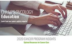 Keep learning with champs learning. Champs Oncology Offers Online Education Session Based On Commission On Cancer Coc Standards Champs Oncology
