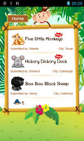 Small Picture Animal Alphabets ABC Poem Kids Google Play Store revenue