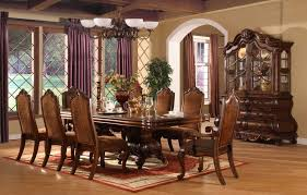 antique dining room chairs. Dining Room Formal Ideas Some Brown Wooden Chairs Minimalist Long Bench Seat Rectangular Cream Rugs Fabric Antique