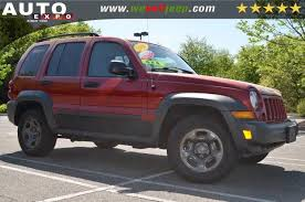 2006 Jeep Liberty Tire Size Chart Jeep Liberty 2006 In Huntington Long Island Queens Connecticut Ny Auto Expo 267293