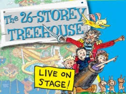GPAC Presents A CDP Production The 26Storey Treehouse A Play By The 26 Storey Treehouse
