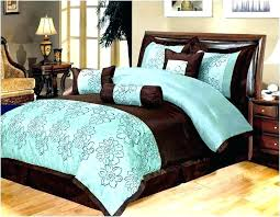 blue and brown bedding full size of blue brown gray comforter and teal bedding turquoise sets blue and brown bedding