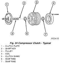 a c clutch and coil problem ericthecarguy ericthecarguy stay 01 ptclutchassy jpg