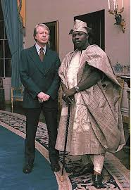 jimmy carter oval office. Handsome Obasanjo And Jimmy Carter In The Oval Office(pic) - Politics Nigeria Office U