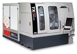 Cutting Tool Vending Machines Unique WD Hearn Appointed Agents For ANCA Tool And Cutter CNC Grinding