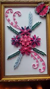 quilling wall art lovely sree creations paper quilled wall hanging and earrings of 23 best of