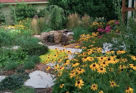 Inexpensive Landscaping Ideas To Beautify Your Yard Freshome Unique Wildflower Garden Design Gallery