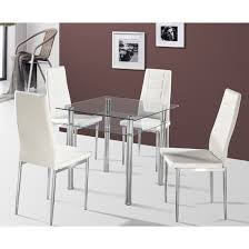 glass dining tables and 4 chairs. fascinating clear glass dining table and 4 chairs 82 on diy room tables with e