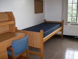 dorm room furniture ideas. Cheap And Simple Dorm Furniture Ideas With Single Bed Blue Mattras Along Desk Chair Room