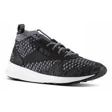 reebok shoes black 2016. reebok - men\u0027s zoku runner coal/black/medium grey/ash grey/ shoes black 2016 /