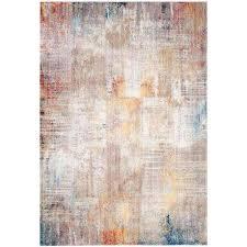 monray gray gold 4 ft x 6 ft area rug