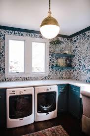 Laundry Room Wallpaper Designs Interior Designer We Love Gathered Rebecca Atwood Designs