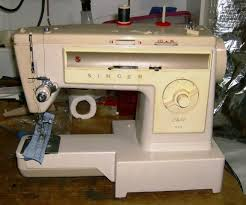Singer Sewing Machine 522