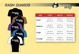 Inverted Gear Size Chart Review Inverted Gear Mark Ramos 2013 Adcc Rash Guard