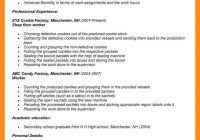Factory Worker Cv Cv Template Factory Worker Dicle Sticken Co Decent Resume