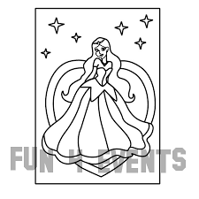 Prinsessen Kado Pakket Standaard Zand Kleuren