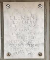 "Edmund Lane ""Ed"" Clement (1943-2016) - Find A Grave Memorial"