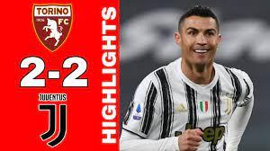 Torino vs Juventus 2-2 Extended Highlights & All Goals 2021 - YouTube