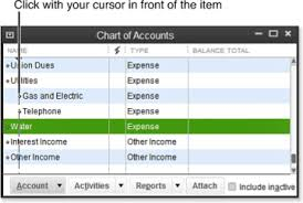 Finding And Fixing Chart Of Account Errors Understanding