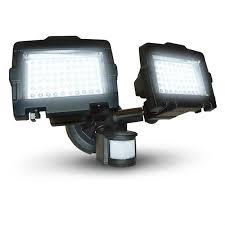 Led Security Light With Sensor  RoselawnlutheranSolar Security Flood Light